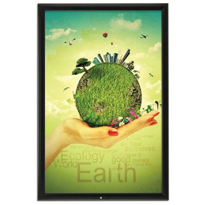24x36-lockable-weatherproof-snap-poster-frame-1-38-inch-black-mitred-profile1