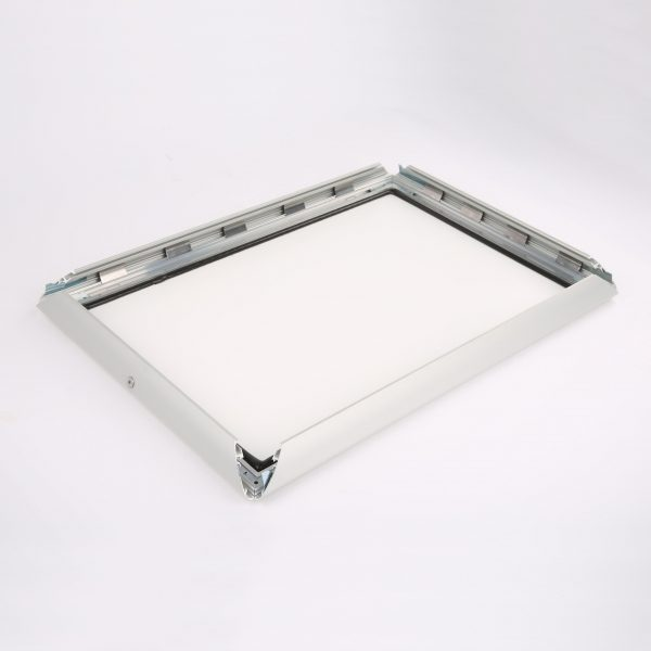 lockable-weatherproof-snap-poster-frame-1-38-inch-silver-mitred-profile-8
