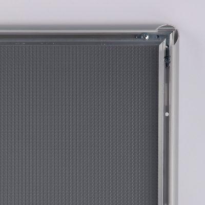 nap-poster-frame-1-inch-silver-profile-mitred-corner3