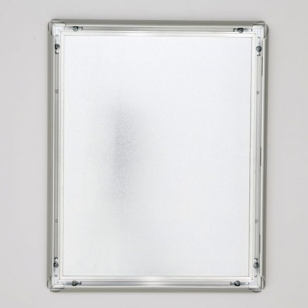 11x14-fire-resistant-snap-poster-frame-1-inch-silver-mitered-corner3