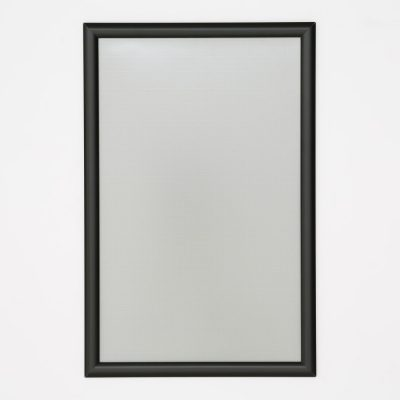 14x22-snap-poster-frame-1-inch-black-profile-mitred-corner (4)