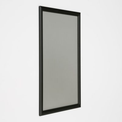 14x22-snap-poster-frame-1-inch-black-profile-mitred-corner (7)