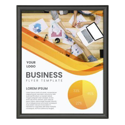 16x20-snap-poster-frame-1-inch-black-profile-mitred-corner (2)