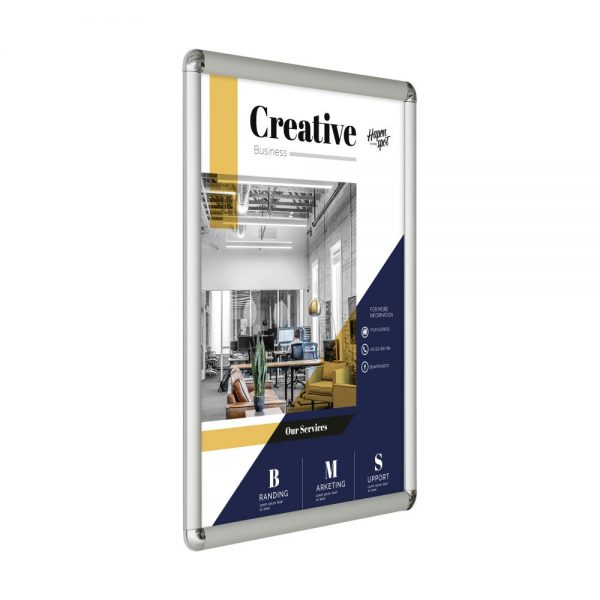 16x20-snap-poster-frame-1-inch-silver-profile-round-corner (1)
