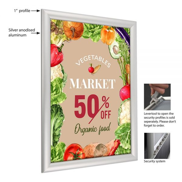 18x24-security-snap-poster-frames-1-inch-silver-color-mitered-profile (2)
