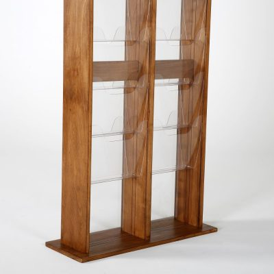 20xa4-wood-magazine-rack-dark-standing (1)