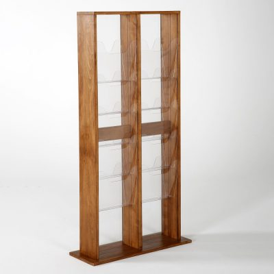 20xa4-wood-magazine-rack-dark-standing (7)