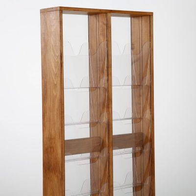 20xa4-wood-magazine-rack-dark-standing (8)