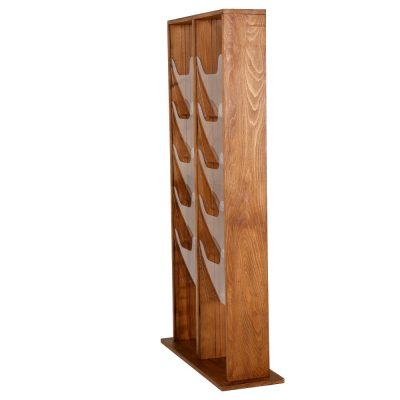 20xa4-wood-magazine-rack-dark-standing (9)