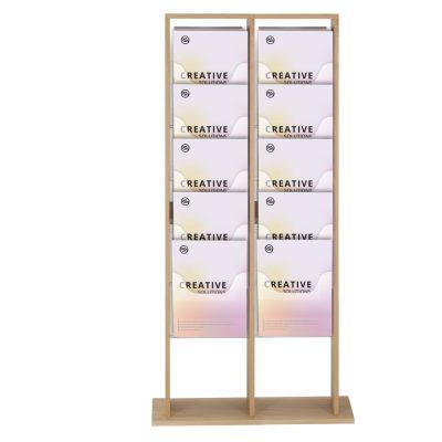 20xa4-wood-magazine-rack-natural-standing (2)