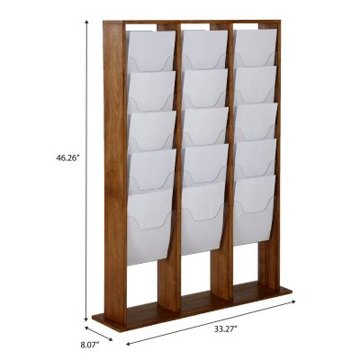 30xa4-wood-magazine-rack-dark-standing (4)