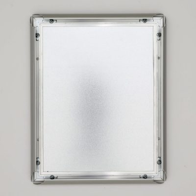 8-5x11-fire-resistant-snap-poster-frame-1-inch-silver-mitered-corner6