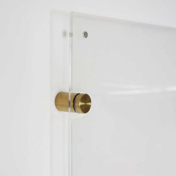11x17-wall-mount-clear-acrylic-sign-holder-frame-brushed-gold-5-pcs-in-a-box (4)