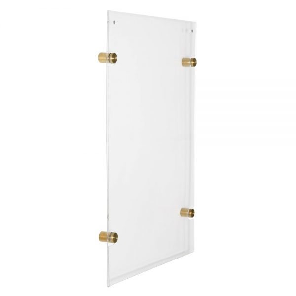 11x17-wall-mount-clear-acrylic-sign-holder-frame-brushed-gold-5-pcs-in-a-box (7)