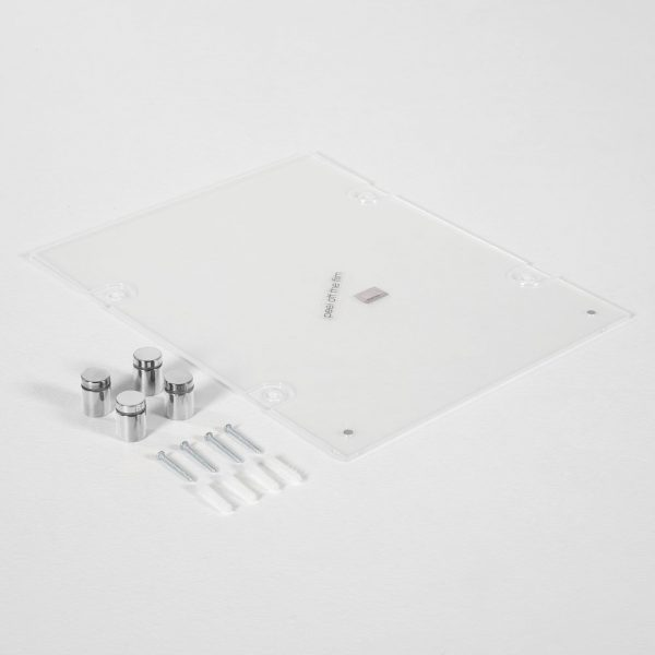 11x17-wall-mount-clear-acrylic-sign-holder-frame-chrome-silver-5-pcs-in-a-box (7)