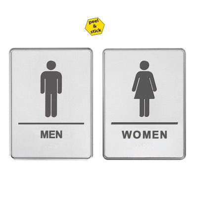 6x8-aluminum-panel-braille-bathroom-restroom-toilet-sign-men-woman