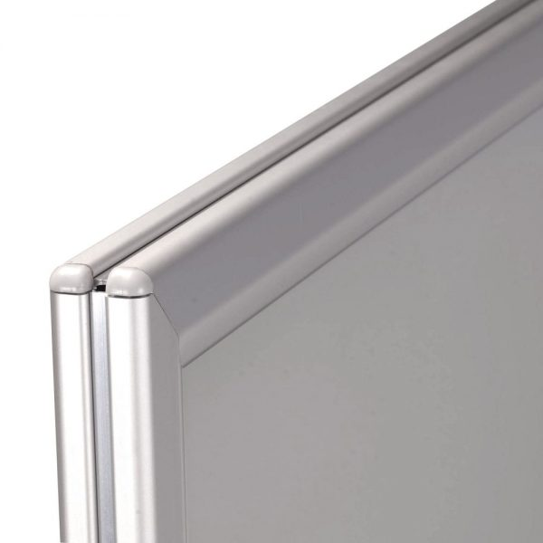 SwingPro Silver Frame Silver Feet Sidewalk Sign (7)
