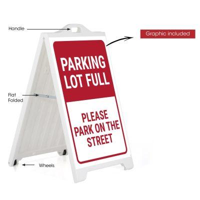 sp118-white-signpro-board-parking-lot-full (2)