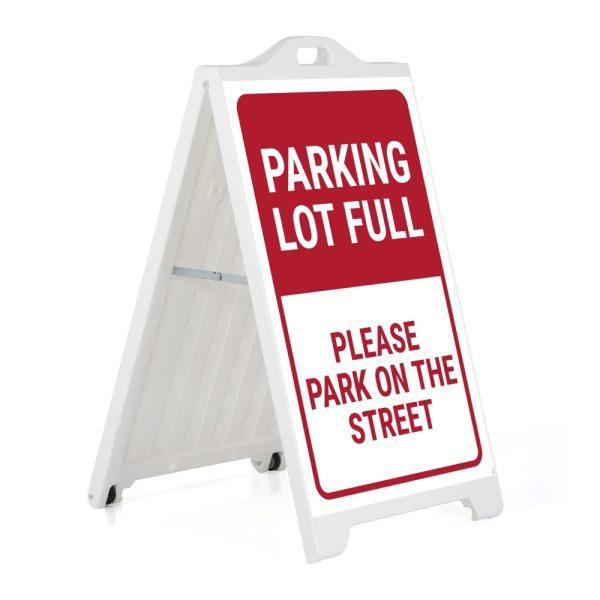 sp118-white-signpro-board-parking-lot-full (3)