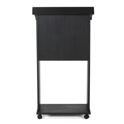 plywood-stand-up-podium-and-lockingcaster-wheels-45-black (7)