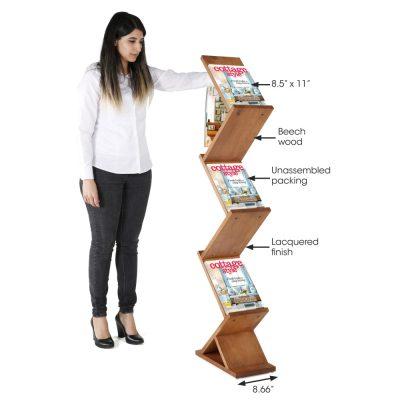zick-zack-literature-holder-brochure-display-stand-dark-wood-85-11-5-pockets (2)