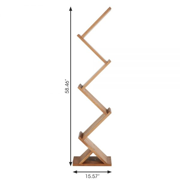 zick-zack-literature-holder-brochure-display-stand-dark-wood-85-11-5-pockets (3)
