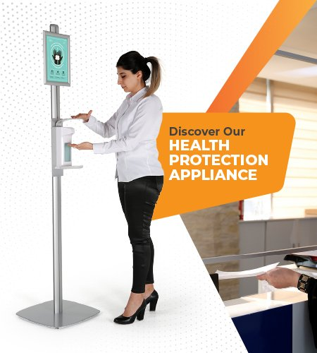 Discover Our Health Protection Appliance-mobile