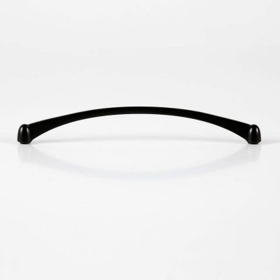 flat-black-arch-cabinet-pull-8-length-7-5-hole-center-modern-contemporary-european-style-solid-heavy-weight (4)