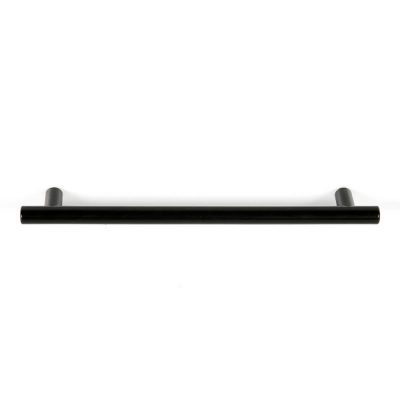 flat-black-bar-cabinet-pull-9-05-length-7-5-hole-center-solid-heavy-weight (6)