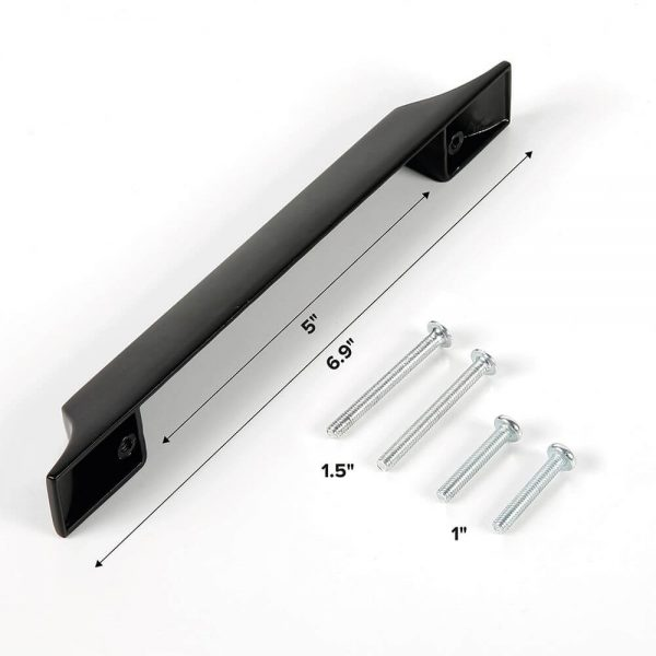 flat-black-cabinet-pull-6-9-length-5-hole-center-contemporary-european-style-solid-heavy-weight (3)