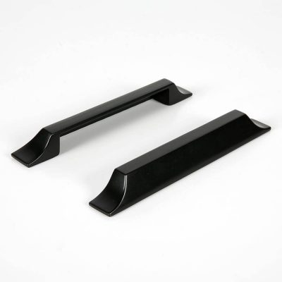 flat-black-cabinet-pull-6-9-length-5-hole-center-contemporary-european-style-solid-heavy-weight (7)