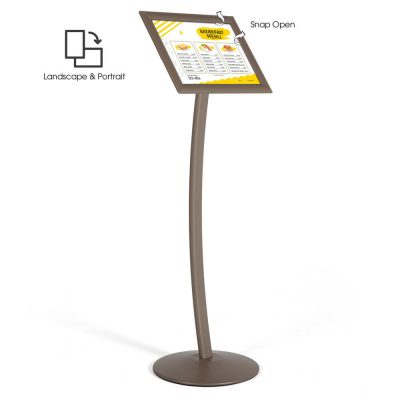pedestal-sign-holder-restaurant-menu-board-floor-standing-11x17-earth-color (2)