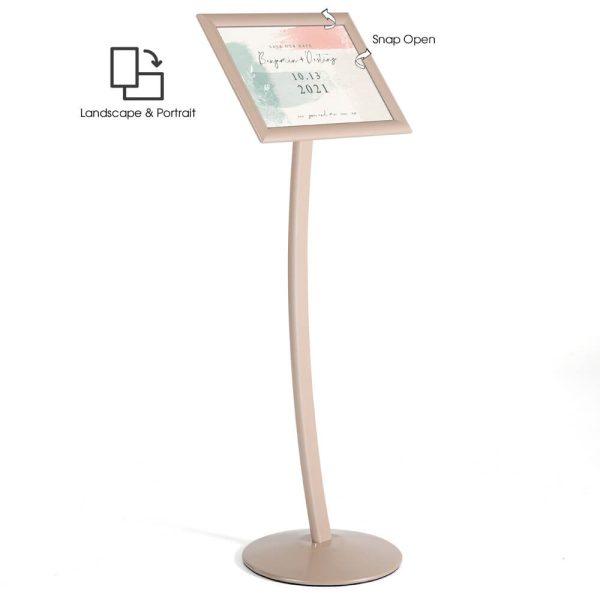 pedestal-sign-holder-restaurant-menu-board-floor-standing-11x17-pale-rose (2)