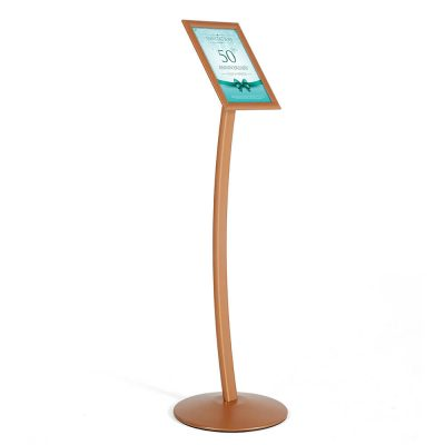 pedestal-sign-holder-restaurant-menu-board-floor-standing-8-5x11-copper (1)
