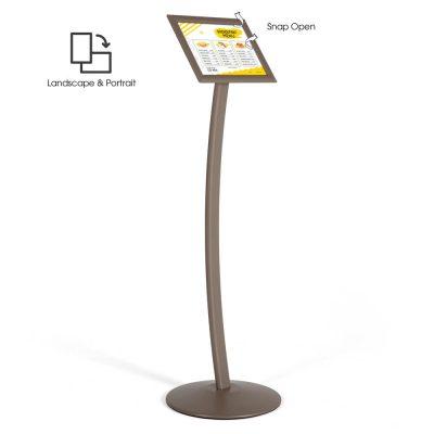 pedestal-sign-holder-restaurant-menu-board-floor-standing-8-5x11-earth-color (2)