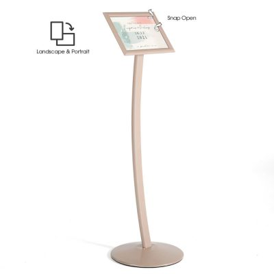 pedestal-sign-holder-restaurant-menu-board-floor-standing-8-5x11-pale-rose (2)