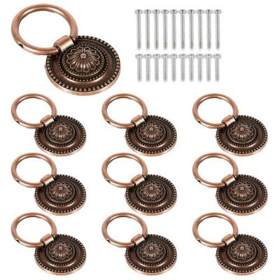 vintage-furniture-pull-handle-knobs-with-drawer-ring-1-81-antique-bronze (1)