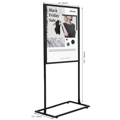 24w-x-36h-metal-eco-infoboard-with-1-tier-black (1)